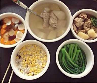 加拿大生孩子月子餐